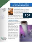 FF603 Antiblock Brochure and Properties 2010