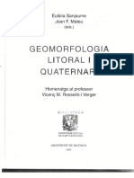 Geomorfología litoral bahia de cadiz