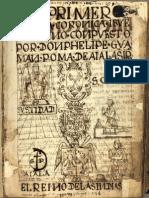 Felipe Guaman Poma de Ayala - Nueva corónica y buen gobierno (1615) - 1 de 3