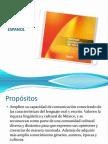 Plan Secundaria Español