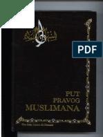 Put Pravog Muslimana Knjiga 1 Ebu Bekr Dzabir El-Dzezairi