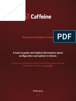Caffeine Documentation
