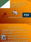 Presentación PPTT de la psicología del deporte (Definición y Objetivos)