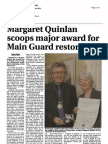 Article the Clonmel Nationalist - The Main Guard