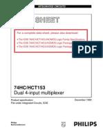 74HCHCT153.pdf