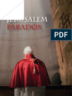 The Jerusalem Paradox - 40 page book