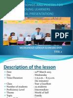Oral Presentation LGA