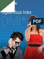 Musicmetric DMI Extended Summary 2012