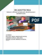 Mercadotecnia Reporte