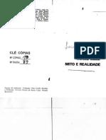 ELIADE+Mito+e+Realidade+Cap.+I