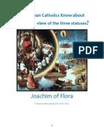 Do RCs Know Joachim of Flora