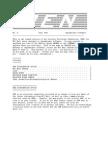 PEN Newsletter No. 8 - Jun 1986