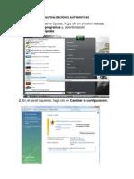 Autoalizaciones Automaticas Para El Reporte