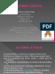 DIAPOSITIVA DE  Alcohol etílico