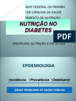Diabetes Enfermagem