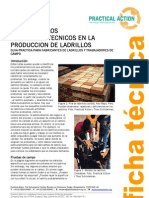 Assessing the Technical Problems of Brick Production - Evaluando los problemas técnicos en la producción de ladrillos