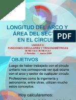 Arco y Sector Version Blog