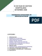 Diagnostico situacional EsSalud 2008