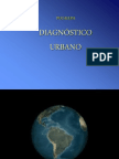 DIAGNÓSTICO URBANO-PUCALLPA