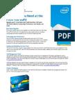 Intel Ssd 330 Productbrief