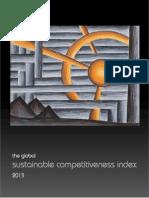 World Sustainable Development Index 2013