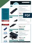 Bateria para Toshiba Satellite L500  notebook