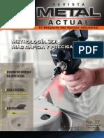Revista Metal Actual Edicion 27