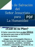 Plan de Salvación de Jesucristo