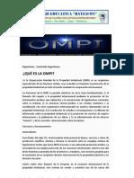 Qué es la OMPI