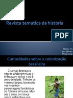 Revista temática de história