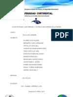 Catastrofismo y Uniformismo Brigada Las Rocas