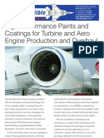 Aero Eengine Paints Brochure
