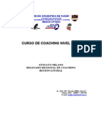 Rugby - Manual IRB Nivel III.Selección