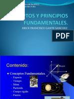 Conceptos y Principios Fundamentales