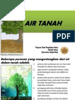 5. Ilmu Tanah Hutan-Air Tanah