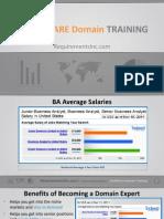 Healthcare Domain Training