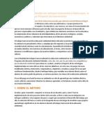 La Educación Ambiental con enfoque transversal y lúdico para
