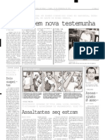 2002.02.16 - Carreta Bate Em Kombi Na BR-381 - Estado de Minas