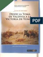 La Vida de Un Soldado (Manuscritos de Antonio Barrena Lopetegui)
