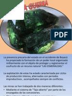 Exposicion Mineria en Occidente Boyaca