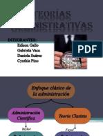 8 Teorias Administrativas