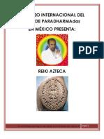 Manual Reiki Azteca
