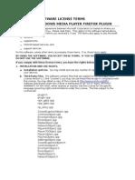 WMP Firefox Plugin License