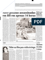 2002.06.13 - Acidente Na BR-381 Mata Quatro - Estado de Minas