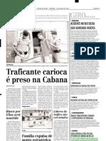 2002.07.14 - CORSA ATROPELA TRÊS PESSOAS EM PONTO DE ÔNIBUS NA BR-381 - Estado de Minas
