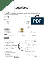IV BIM - 4to. A�o - ALG - Gu�a 6 -  Logaritmo I.doc