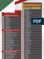 slam attax rebillion checklist