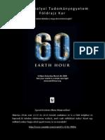 Earth Hour magyarul