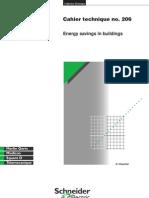 Energy Savings in Buildings - ECT206