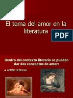 Nm3-Amor en La Literatura